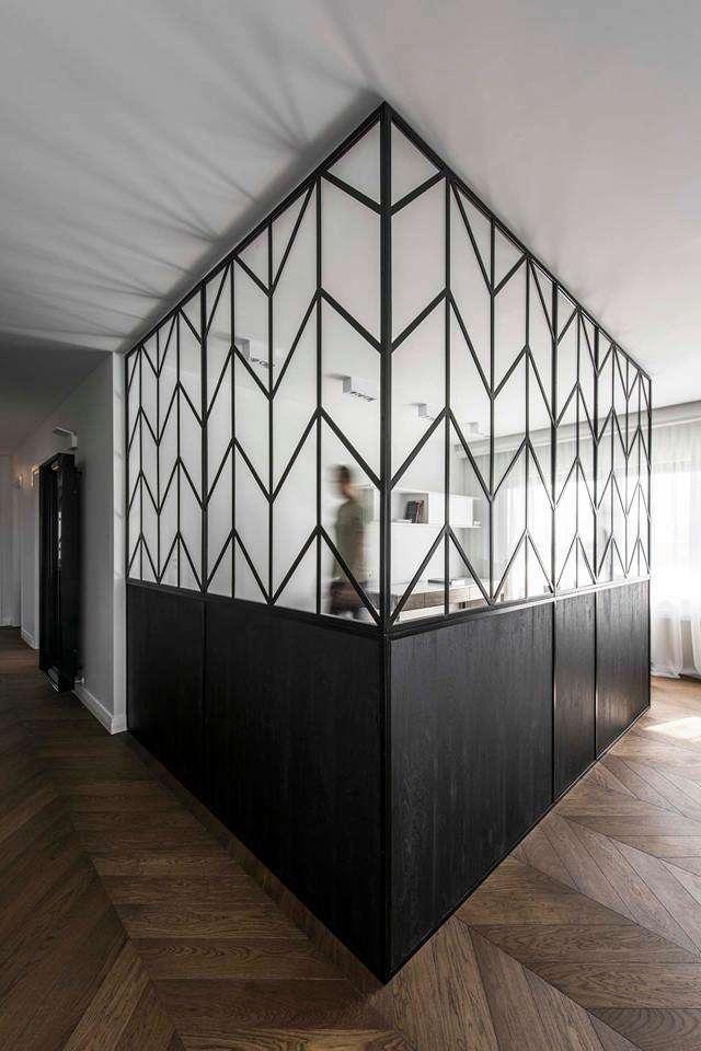Kokiais žodžiais apibūdintumėte šį interjerą Liuksemburge, kurtą lietuvės architektės...?