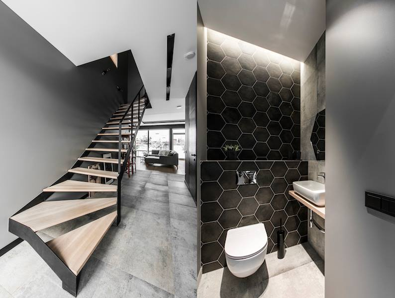 O kaip gi atrodo pačios architektės namai?!